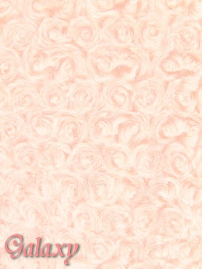 画像3: 薔薇モチーフ*ショート丈ふわふわフェイクファーボレロ
