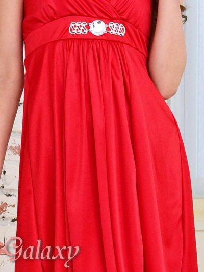 画像3: クリスタルストーンバックル付*艶ストレッチサテンカシュクールミニドレス*8color