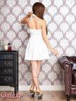 画像11: リング付きSEXYホルター*Aラインミニワンピースドレス*3color (11)
