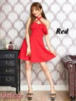 画像2: リング付きSEXYホルター*Aラインミニワンピースドレス*3color (2)