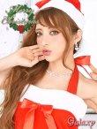 画像6: サイドカット*SEXYサンタ*クリスマスコスチューム【2点セット】 (6)
